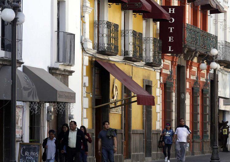 Sube ocupación hotelera en Puebla
