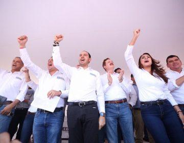 Se registran aspirantes del PAN a alcaldías ante el IEE