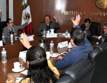 INE Puebla ratifica candidatura de Miguel Barbosa