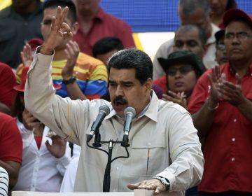 """""""Nervios de acero"""": así respondió Maduro ante levantamiento de militares a favor de Guaidó"""