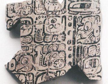 El texto jeroglífico de la vasija de un rey aporta pistas sobre el colapso de la civilización maya