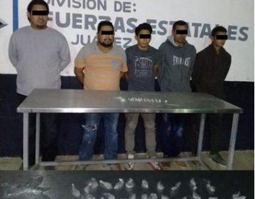 Más migrantes reclutados por el 'narco'