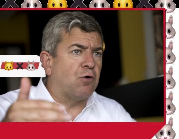 """Vega Marín promete """"muerte civil"""" a corruptos, pero necesita del congreso de la unión"""