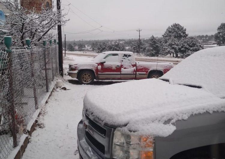 Onceava tormenta invernal causará vientos y nevadas en el estado