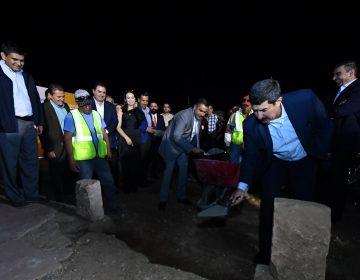 Arrancan obras de reconstrucción en antigua Casa Arras
