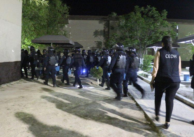 Aseguran objetos prohibidos en Cereso de Juárez