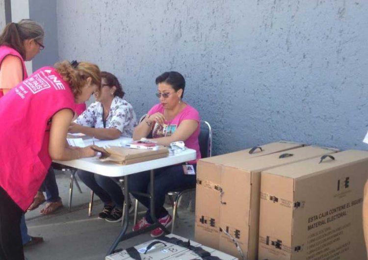 INE pide que ejercito blinde los paquetes electorales