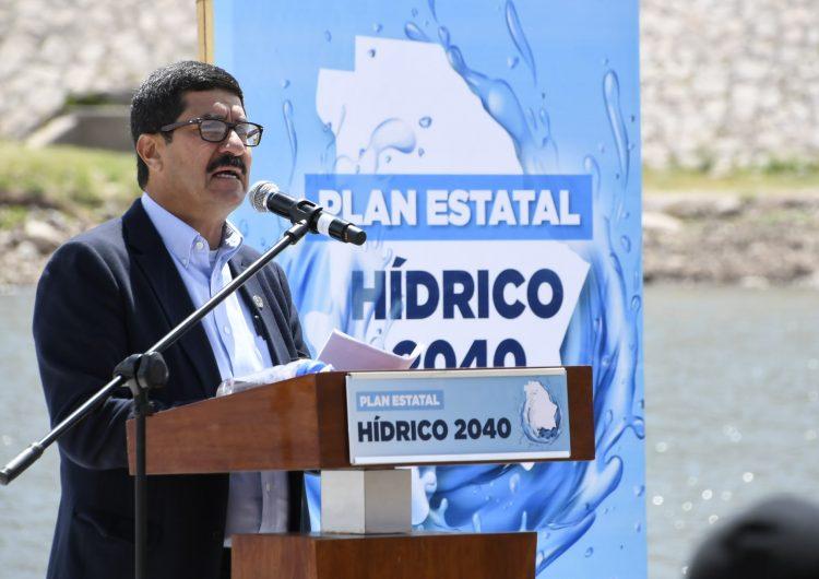 Con seis objetivos fundamentales presentan Plan Hídrico 2040