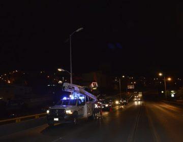 Desempolvó Alcaldía proyecto LED para alumbrado público