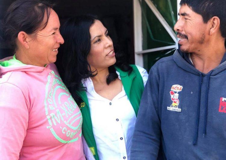 Urge institución contra adicciones en Pabellón de Arteaga: Olga Piña