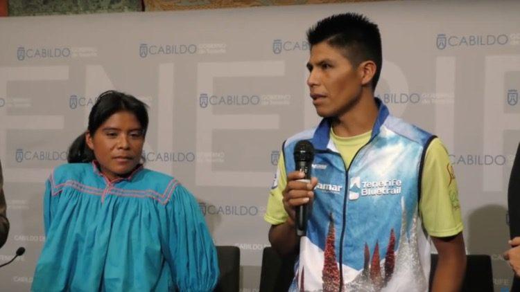 Atletas rarámuri estarán en maratón de Oklahoma