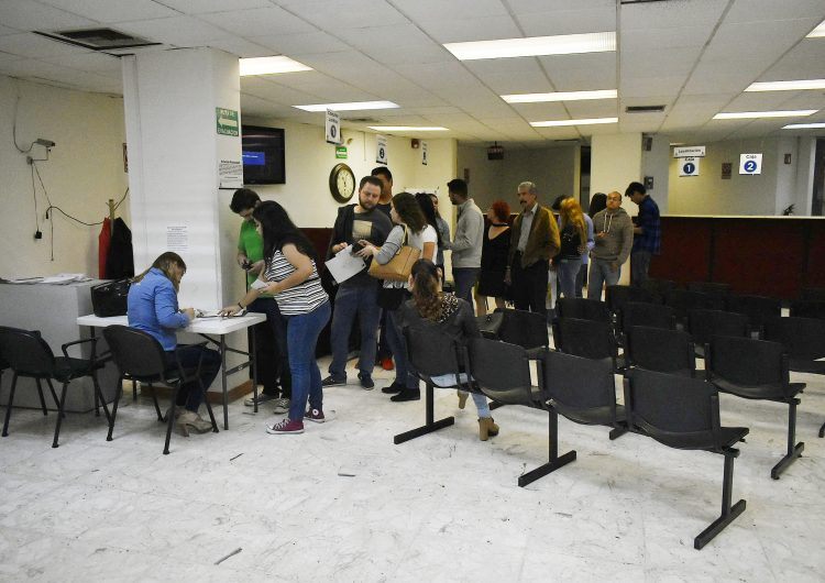 Abre Registro Civil servicio al público sábados y domingos