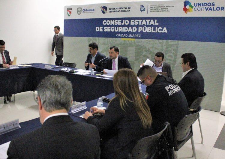 Sesiona Consejo de Seguridad en la frontera, tras el mes más violento del año