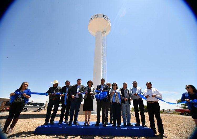 Entrega Estado obras en Matamoros por casi 17 mdp