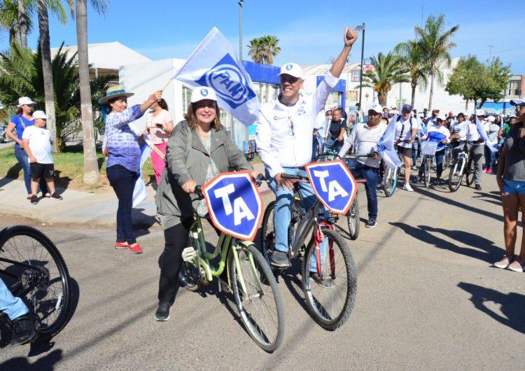 Propuestas proambientales de Toño Arámbula son apoyadas por la Senadora Xóchitl Gálvez