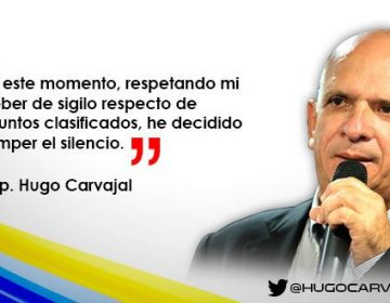 Por solicitud de EU, detienen en Madrid al exdirector de inteligencia militar de Hugo Chávez