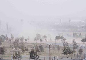 Pronostican fuertes vientos y onda de calor las próximas 48 horas