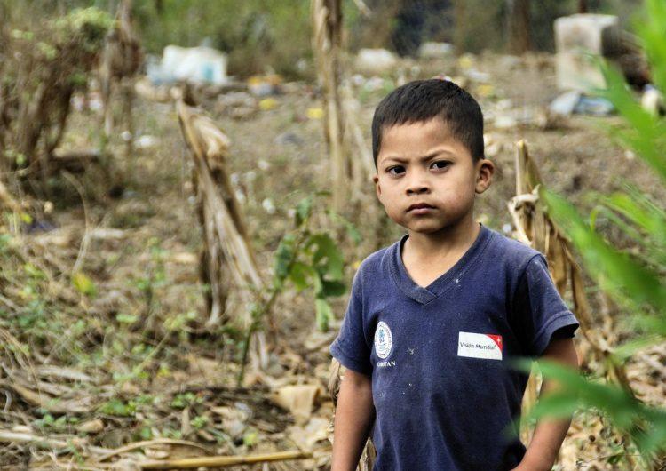 La niñez y los atroces riesgos que enfrenta