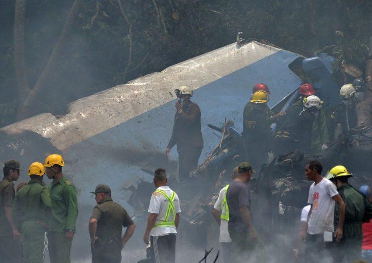 Un error ocasionó caída de avión que dejó 112 muertos, dice autoridad cubana