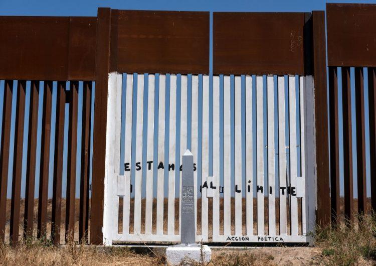 """El Pentágono anuncia más fondos para """"detener"""" la migración de la frontera con México"""