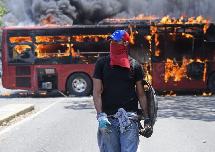Operación Libertad, ¿el inicio de una guerra civil en Venezuela?