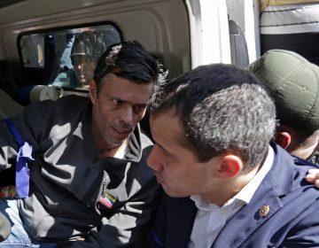 Ordenan aprehensión de Leopoldo López; Maduro lo acusa de organizar sublevación