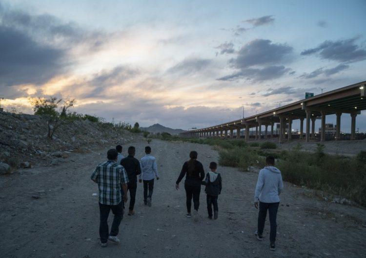 EU busca hacer pruebas de ADN en migrantes para probar lazos familiares