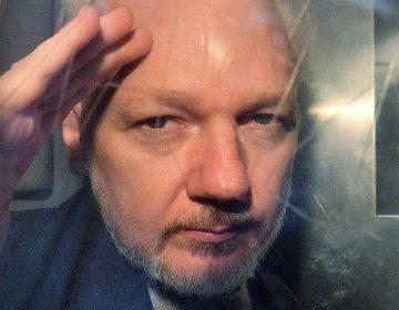 Tribunal británico da su primera condena a Assange: 50 semanas por violar libertad condicional