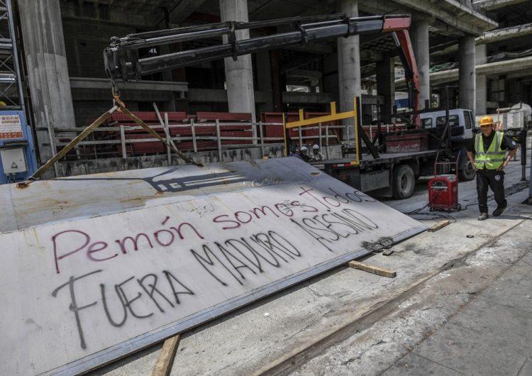 Asciende a cinco el número de muertos en Venezuela, dos eran adolescentes