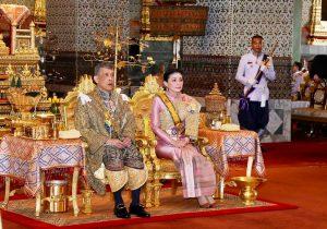 Suthida: la historia de la guardaespaldas que se convirtió en reina de Tailandia