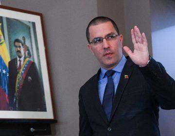 """Venezuela está """"lista"""" en caso de ataque militar de EU, advierte canciller desde Moscú"""