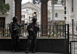 Embajada de México en Caracas da refugio a diputado acusado de rebelarse contra Maduro