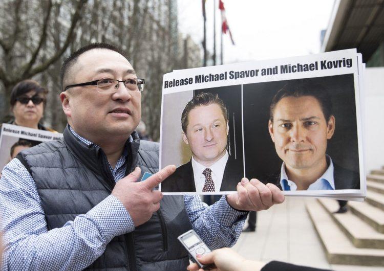 China confirma arresto de 2 canadienses detenidos desde el año pasado por supuesto espionaje