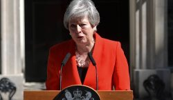 """No fui capaz"", dice Theresa May al renunciar como primera…"