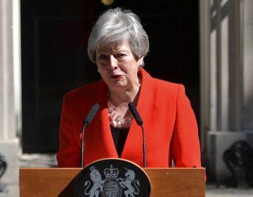 """""""No fui capaz"""", dice Theresa May al renunciar como primera ministra de Reino Unido"""