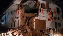 Sismo de magnitud 8 sacude Perú durante la madrugada; hay…