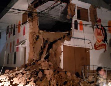Sismo de magnitud 8 sacude Perú durante la madrugada; hay algunos heridos y viviendas colapsadas