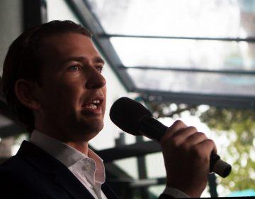 """El canciller de Austria, el """"político modelo"""" destituido por un escándalo de corrupción"""