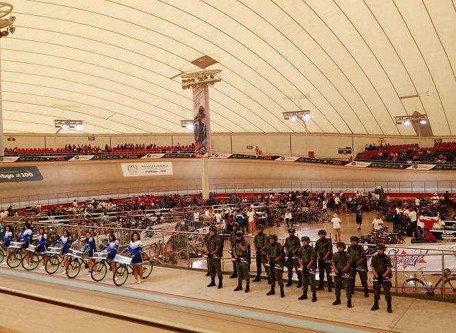 Inicia la Olimpiada Nacional de Ciclismo en Aguascalientes