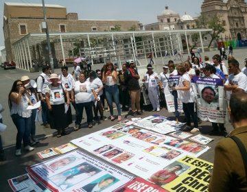 Piden familiares de personas desaparecidas fortalecer acciones de búsqueda