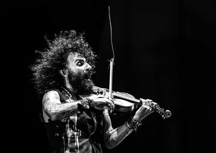 Ara Malikian, su violín y los garajes que lo salvaron de la guerra
