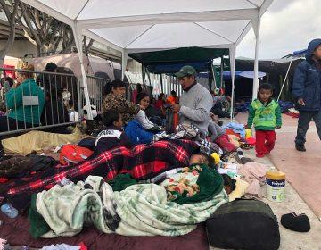 La espera de los migrantes en Tijuana, la ciudad más violenta del mundo