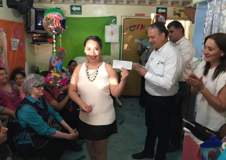 Estancias infantiles coahuilenses reciben apoyo ante recorte federal