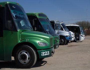 Regulariza CMOV 54% de concesiones irregulares de camiones urbanos