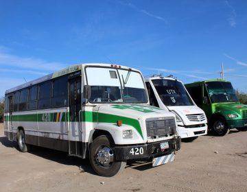 Publican nueva convocatoria para regularizar 117 camiones urbanos