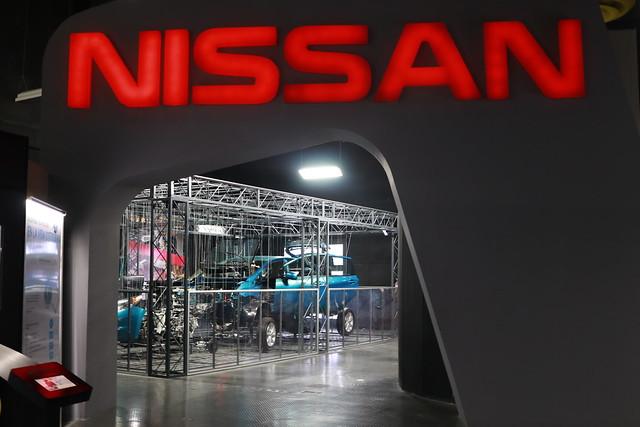 Sin paros técnicos en Nissan