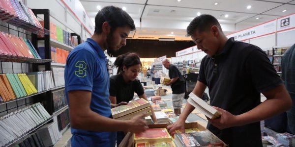 Más de 35 mil personas acudieron a la Feria del Libro de Coahuila este fin de semana
