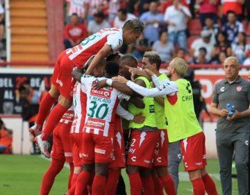 Se llevan Rayos un gol de ventaja a Monterrey