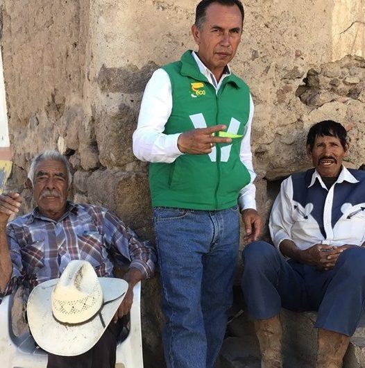 Martín Palacios buscará haya convenios con tiendas para dar empleo a adultos mayores