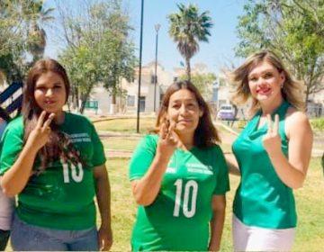 Leslie López proyecta apoyo a madres solteras de San Francisco de los Romo